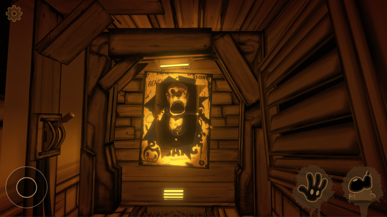 Android Bendy and the Ink Machine Screen 2