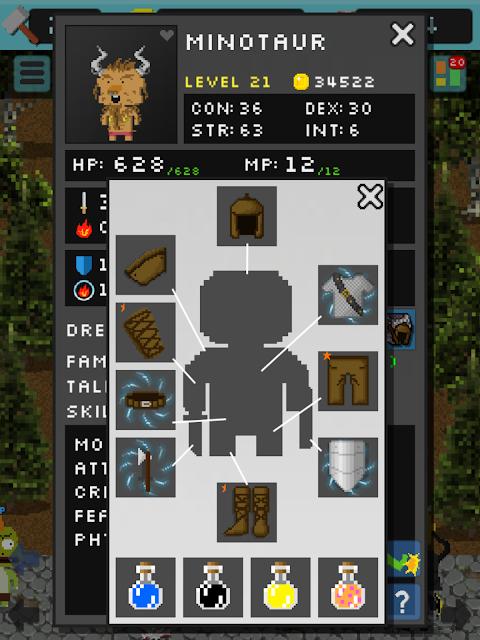 Android Goblin's Shop Screen 10