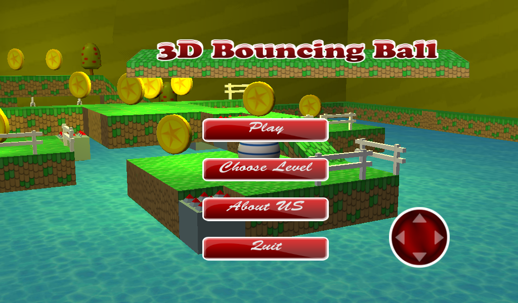 Android 3D Bouncing Ball Free Screen 13