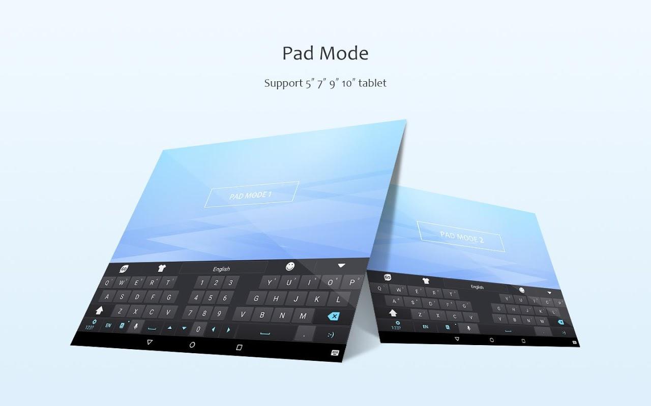 GO Keyboard 3.20 Screen 6
