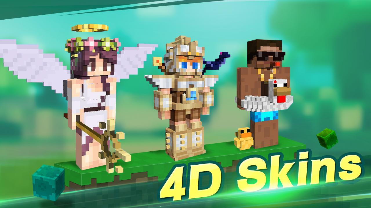 Master for Minecraft- Launcher 2.1.54 Screen 3