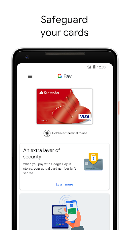 Android Android Pay Screen 8