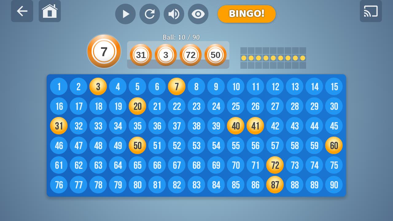 Bingo Set 1.3.0 Screen 6