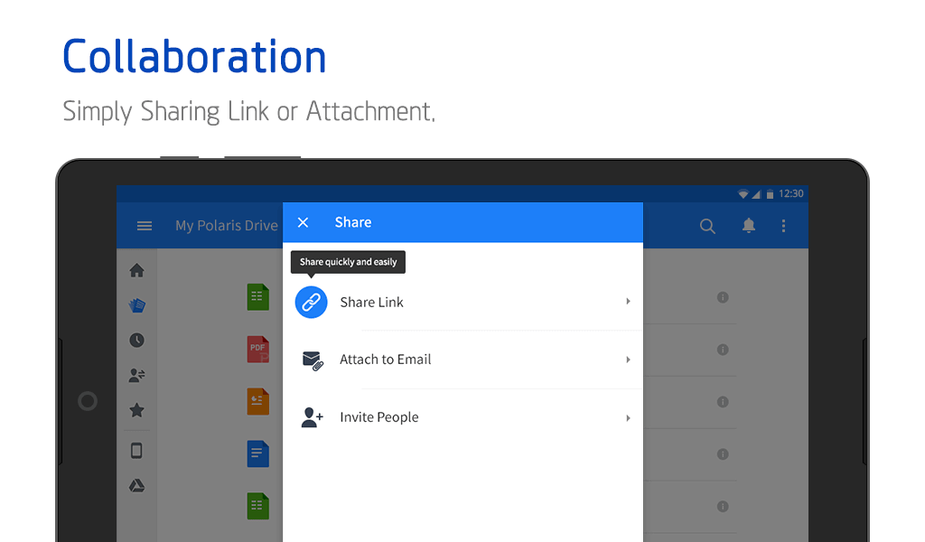 Android Polaris Office - Word, Docs, Sheets, Slide, PDF Screen 20