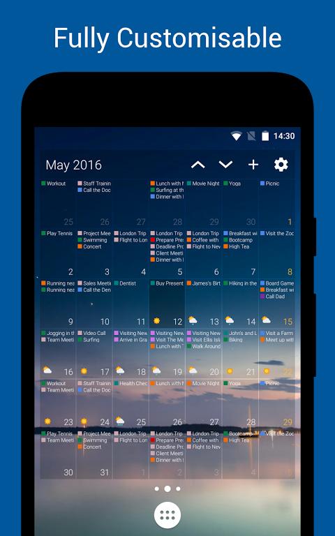 DigiCal  Key 1.7.1 Screen 5