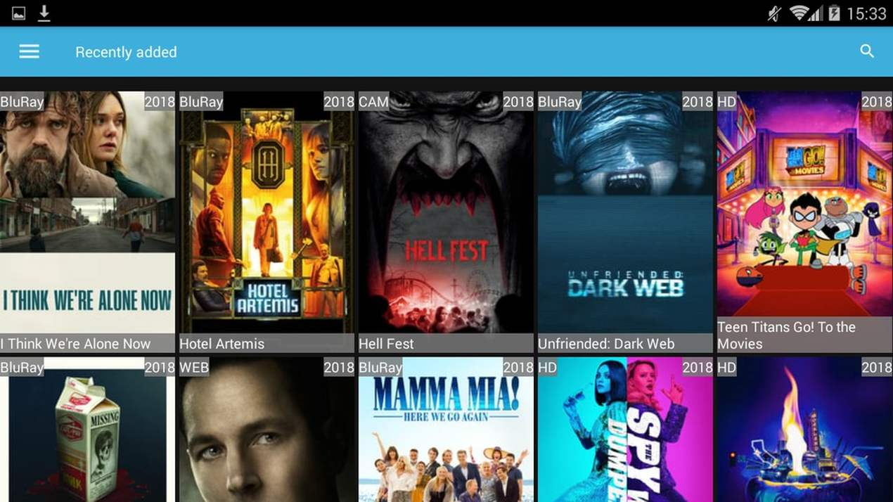 Android Watch Free Movies Openload - Opentube Screen 3