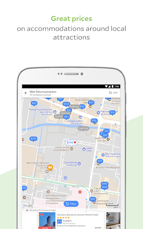 Android Agoda – Hotel Booking Deals Screen 16
