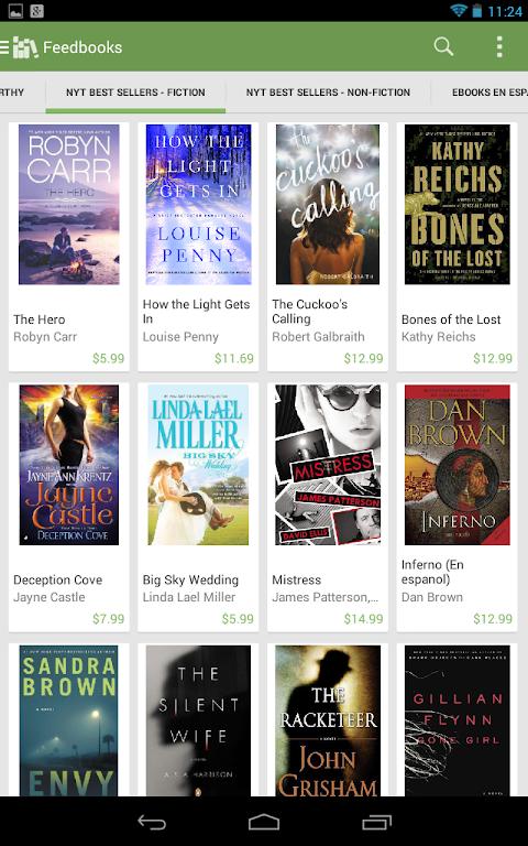 Aldiko Book Reader 3.1.3 Screen 16