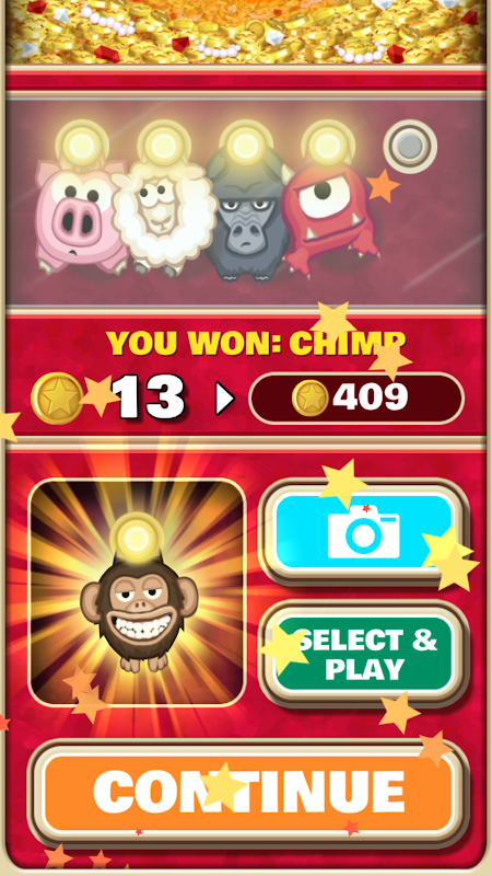 Android Sling Kong Screen 4