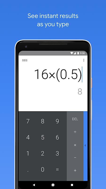 Calculator 7.3 (4410489) Screen 4