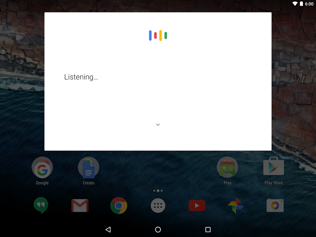 Android Google Now Launcher Screen 10