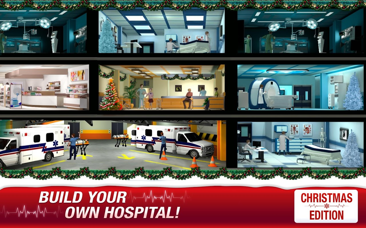 Operate Now: Hospital 1.11.4 Screen 10