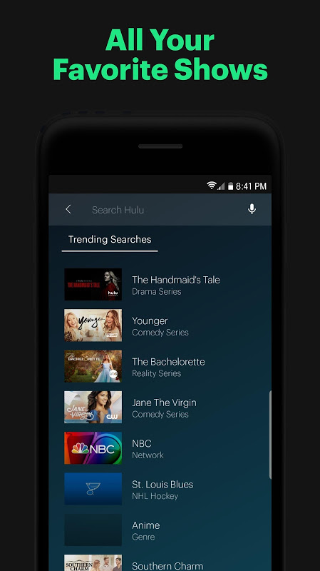 Hulu: Stream TV, Movies & more 3.59.0.307530 Screen 12