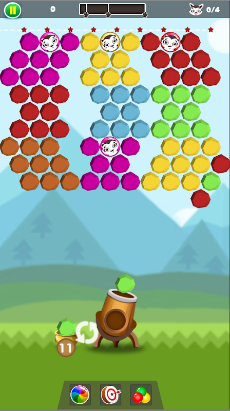 Android Ball Blast Screen 3