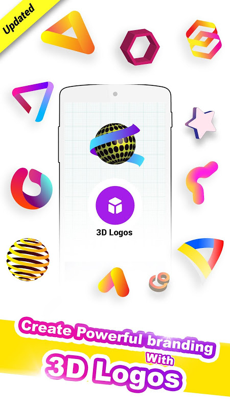 Android Logo Maker & Logo Design Generator Screen 7