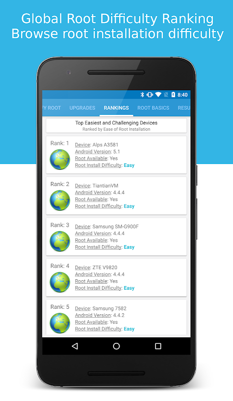 Root Checker 6.2.1 Screen 7