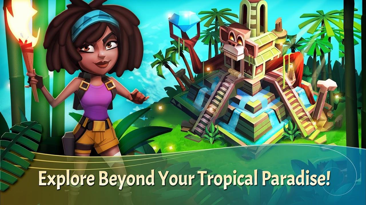 FarmVille 2: Tropic Escape 1.65.4669 Screen 1