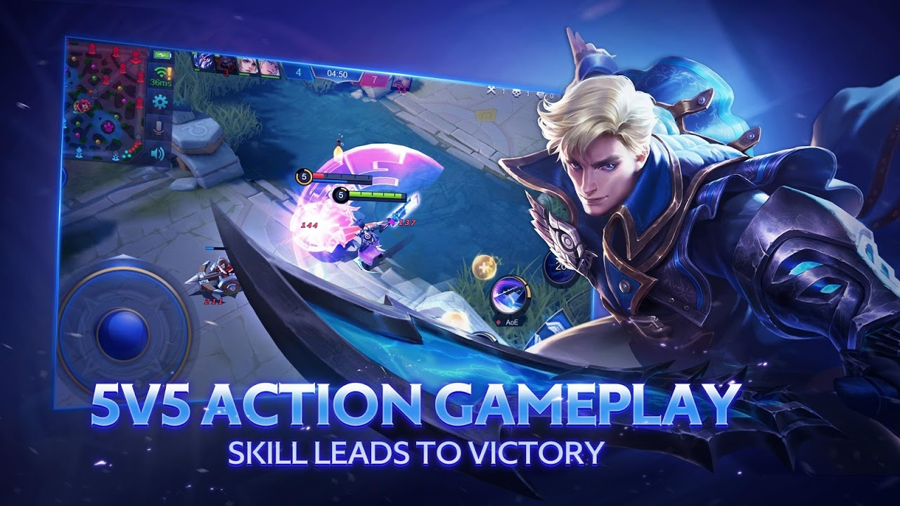 Mobile Legends: Bang bang 1.3.74.3971 Screen 8