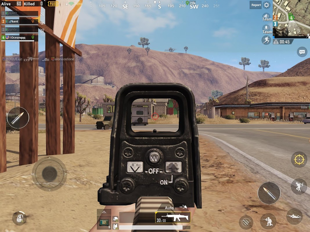 Android PUBG MOBILE Screen 13