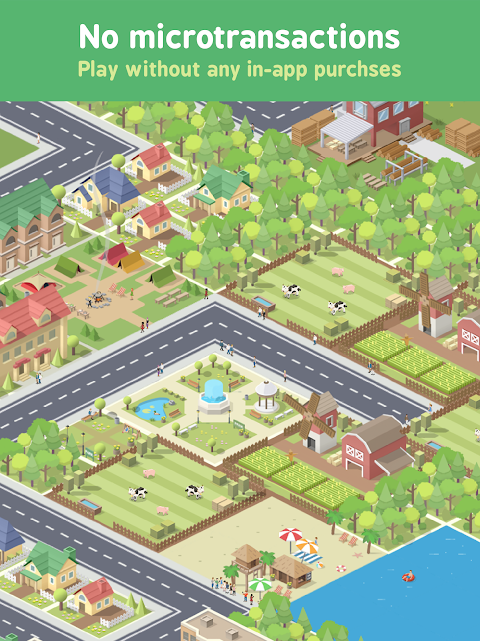 Pocket City 0.1.120 Screen 6