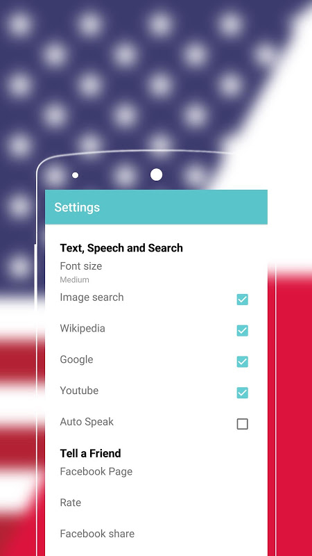 Android English to Polish Dictionary Screen 7