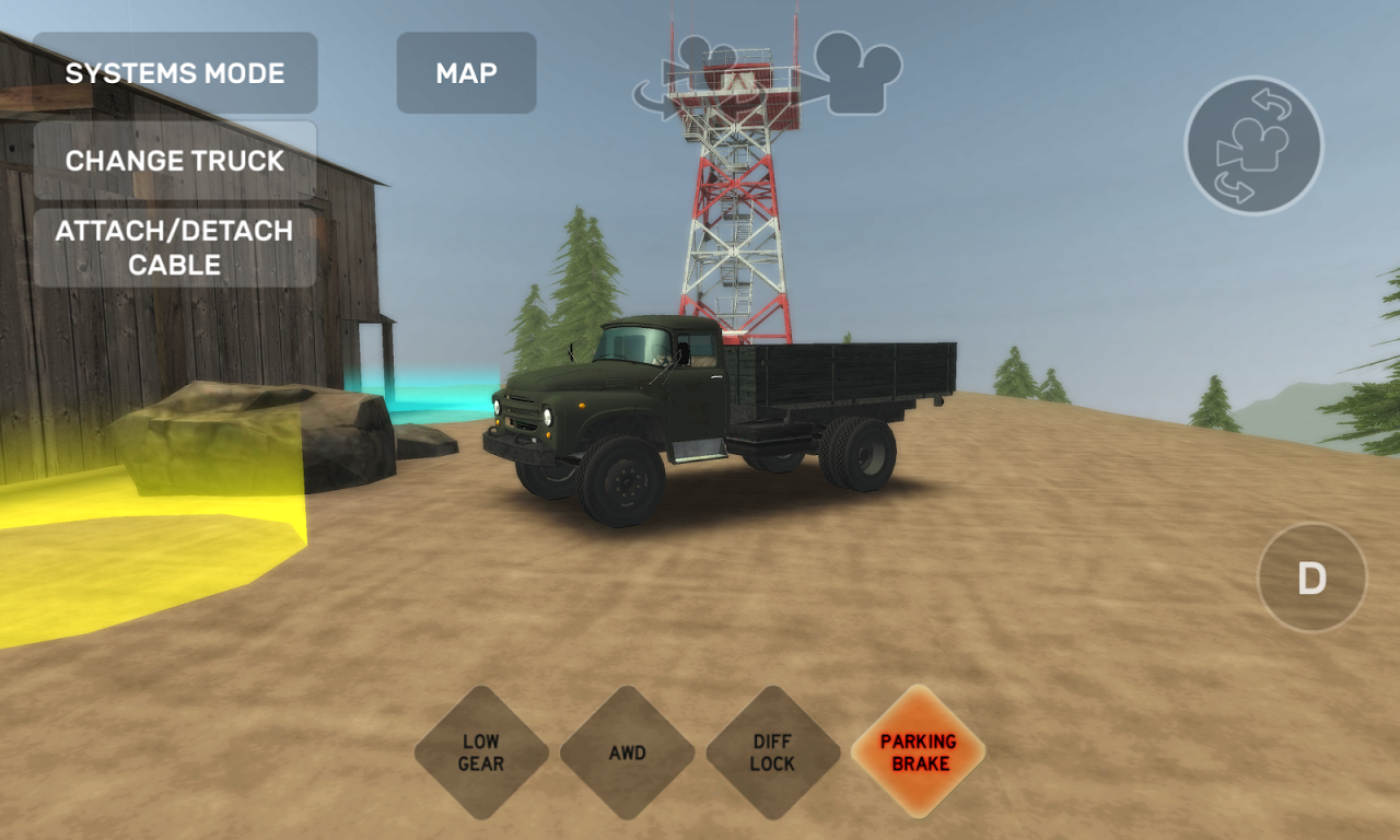 Dirt Trucker: Muddy Hills 1.0.5 Screen 7