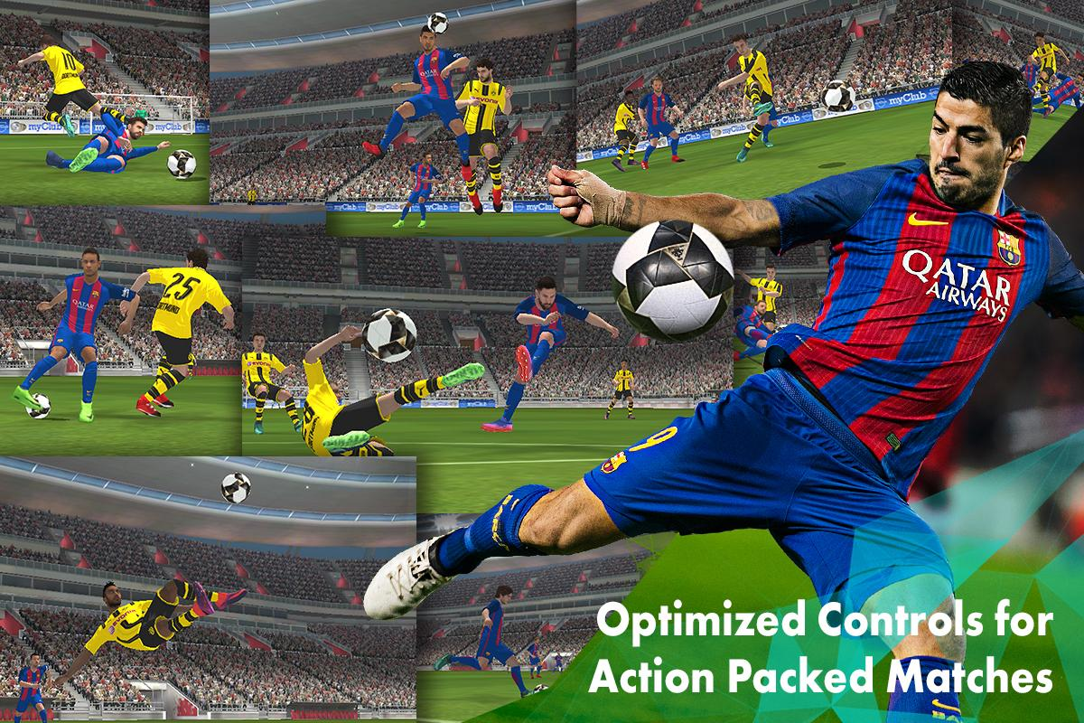 PES2017 -PRO EVOLUTION SOCCER- 1.0.0 Screen 3