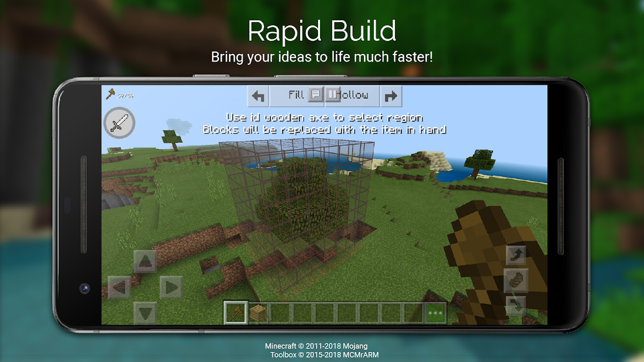 Android Toolbox for Minecraft: PE Screen 6