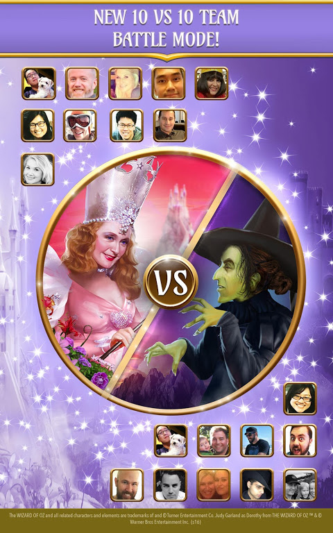 Android The Wizard of Oz Magic Match 3 Screen 13