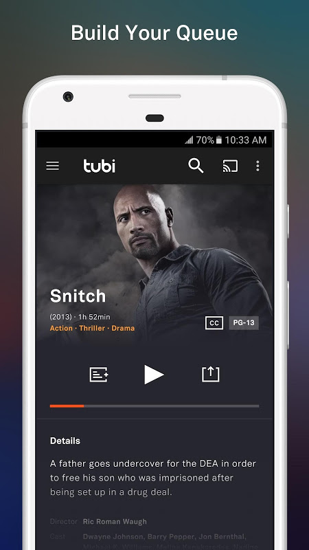 Tubi TV - Free Movies & TV 2.12.4 Screen 3
