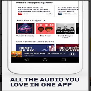 TuneIn Radio Pro - Live Radio APKs | Android APK
