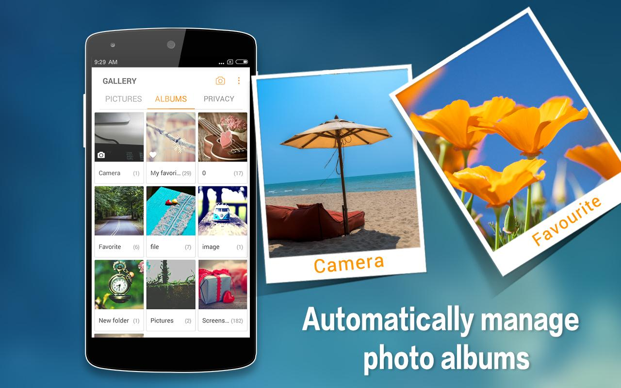 Photo Gallery & Album 2.0.5 Screen 11