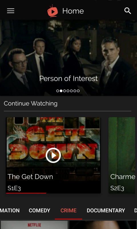 KokoTime - Free TV shows with subtitles in every language 1.2.5 Screen 1