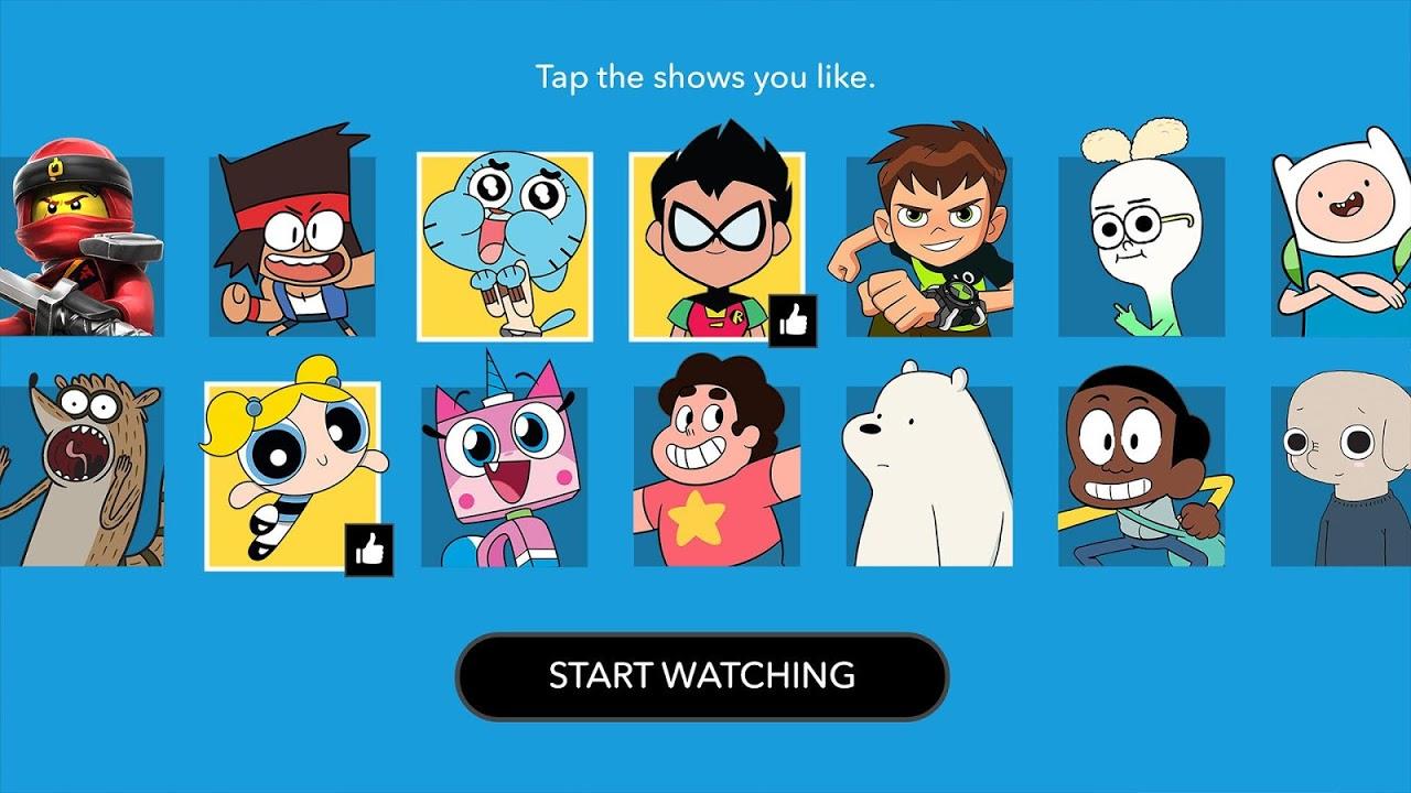 Cartoon Network App 1.4.3.1809251921 Screen 3