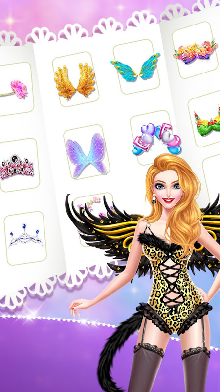 Android Girl's Secret - Princess Salon Screen 7