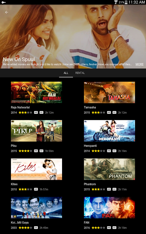 Spuul - Watch Indian Movies Spuul Android v3.3.0.4.11.28 Screen 7