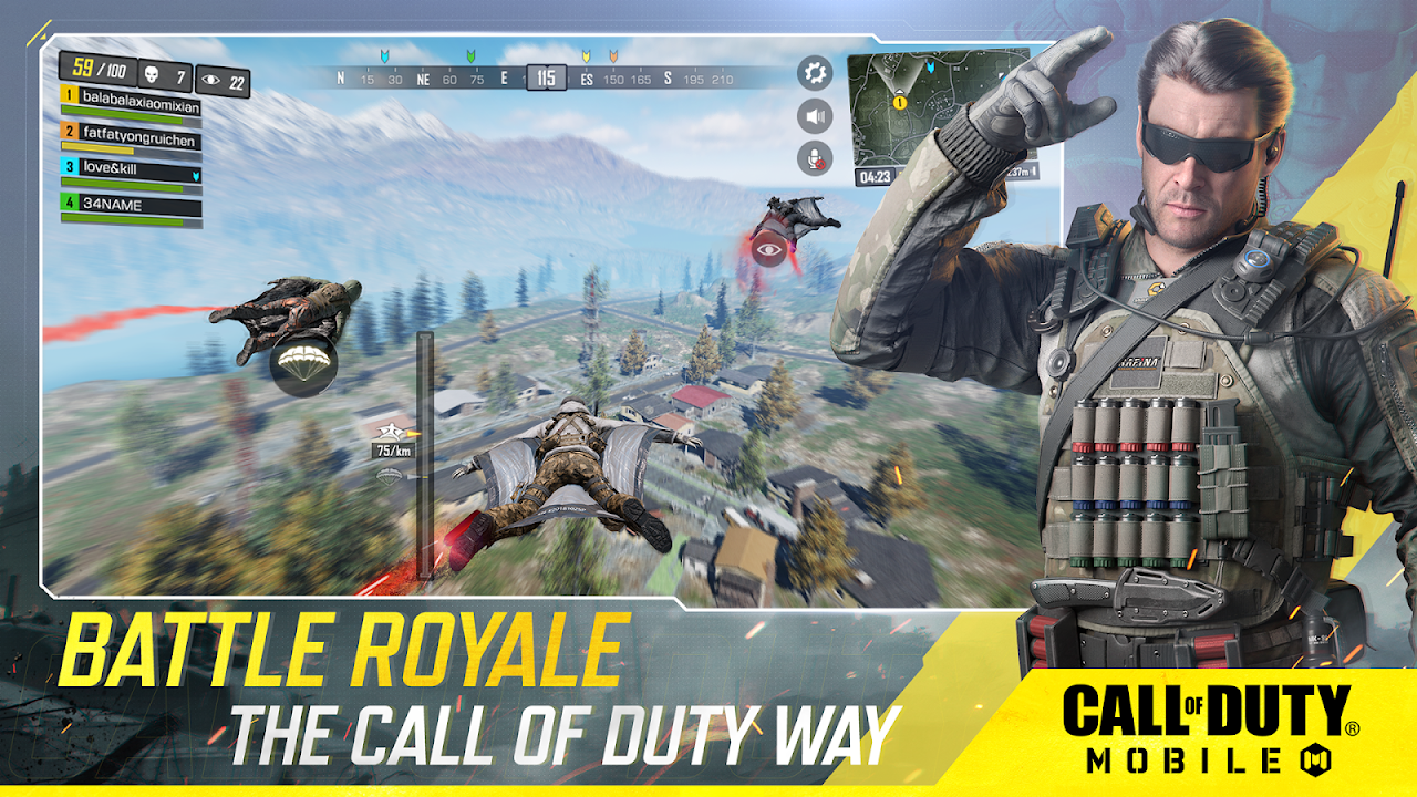 Call of Duty®: Mobile 1.0.8 Screen 11