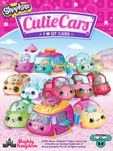Android Shopkins: Cutie Cars Screen 7