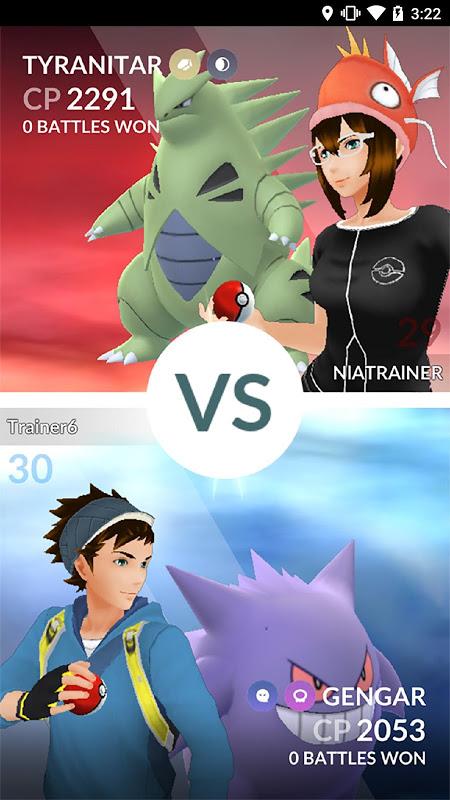 Pokémon GO 0.123.2 Screen 7