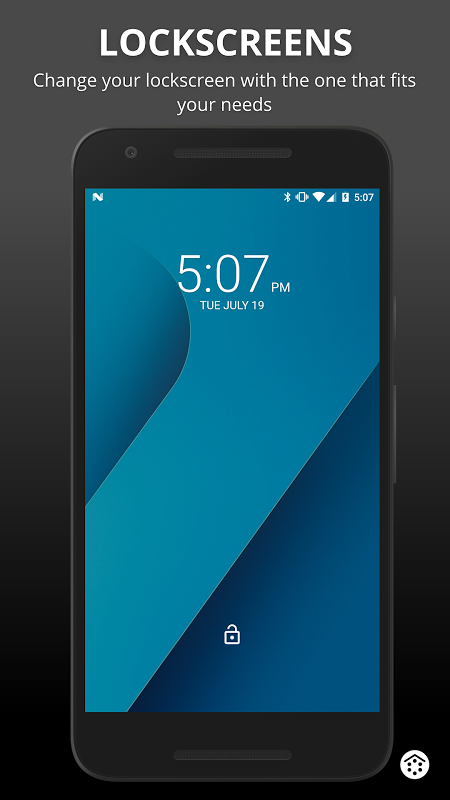 Android Smart Launcher 3 Screen 5