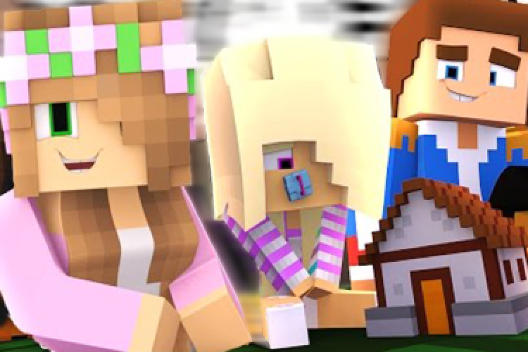 Android Baby Skins for Minecraft Screen 2