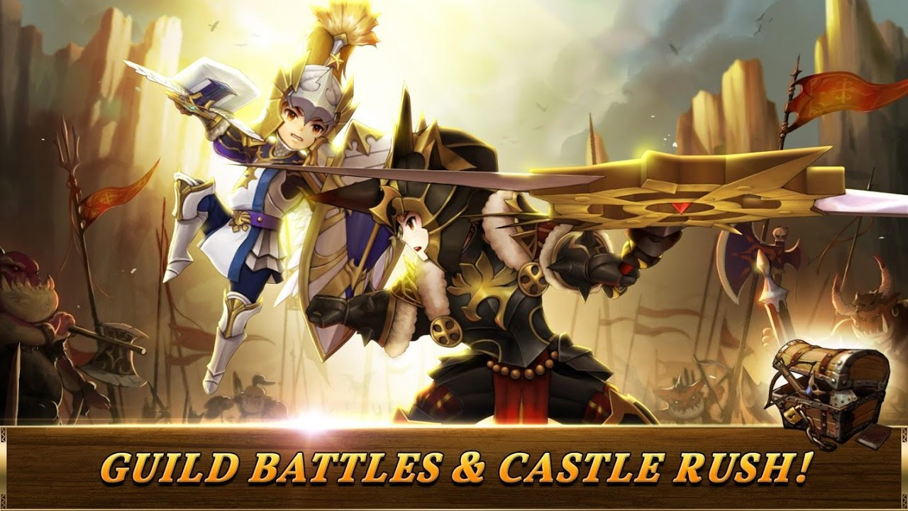 Mod) Seven Knights 1 0 70 APK Download by Netmarble Games
