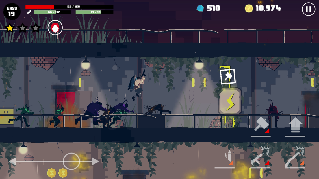Dead Rain : New zombie virus 1.5 Screen 2