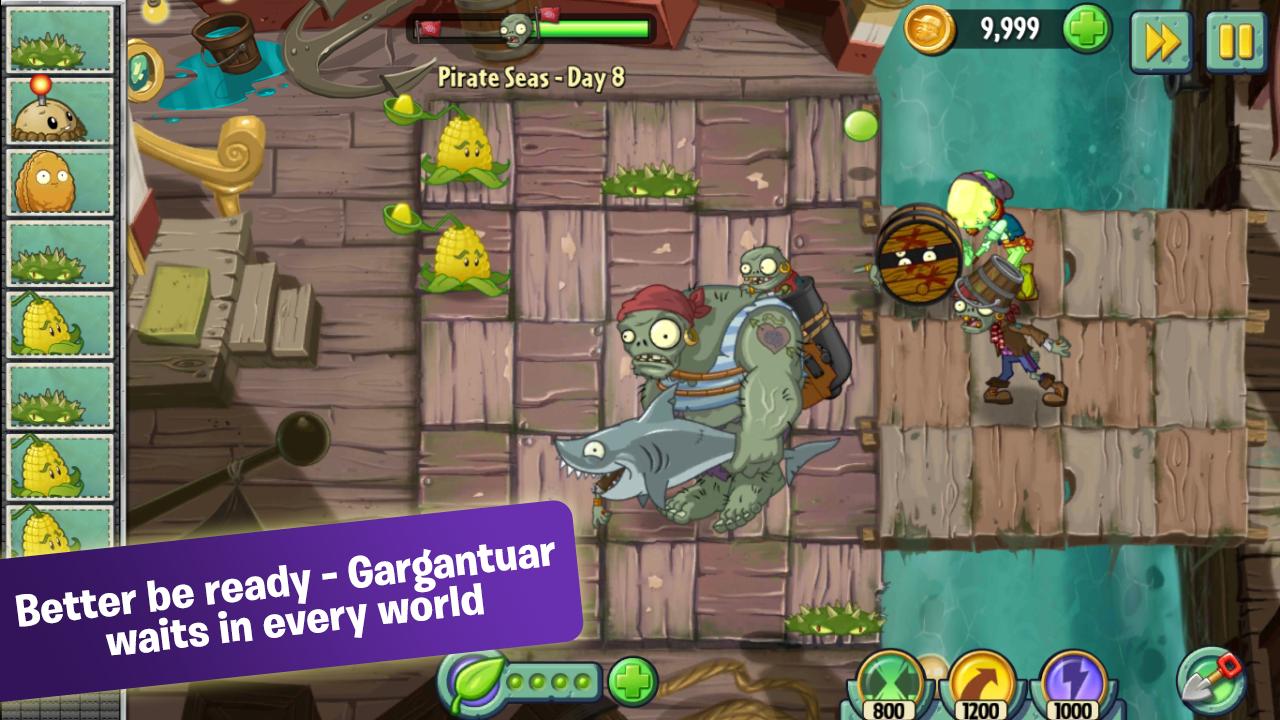 Plants Vs Zombies 2 3 9 1 APK Download by EA Swiss Sarl