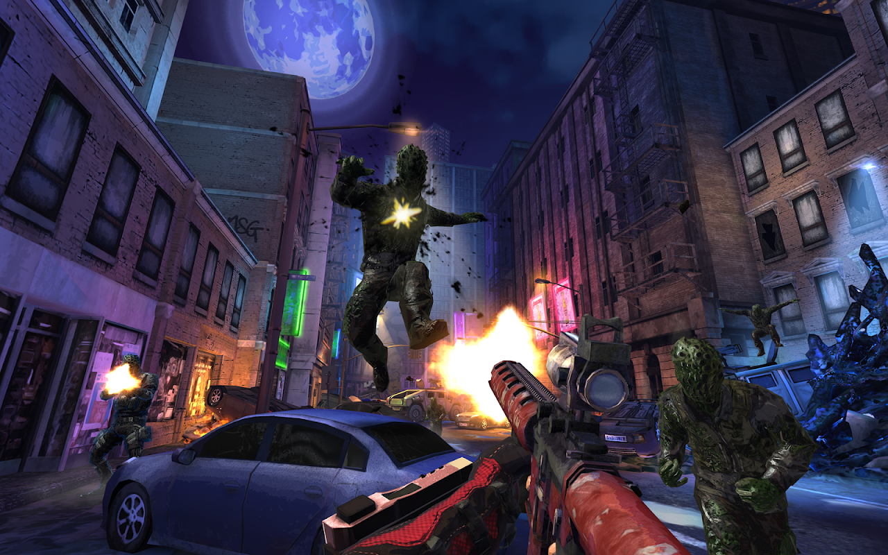 Suicide Squad: Special Ops 1.1.3 Screen 8