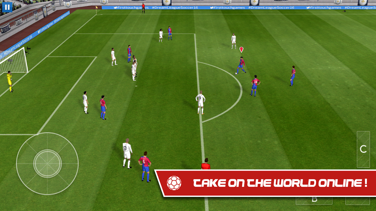 Android Dream League Soccer 2017 Screen 10
