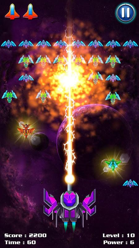 Galaxy Attack: Alien Shooter 1.0 Screen 4