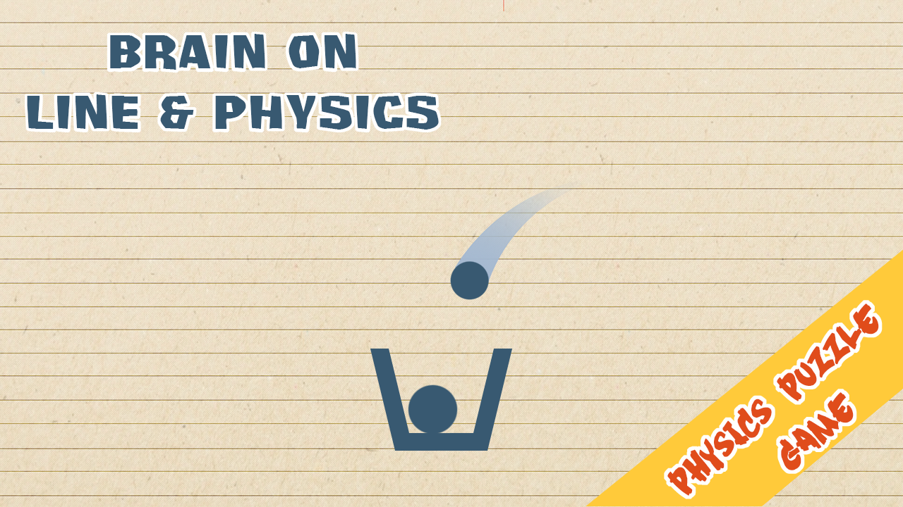 Brain on Line vs Physics Puzzle 1.0.9 Screen 1