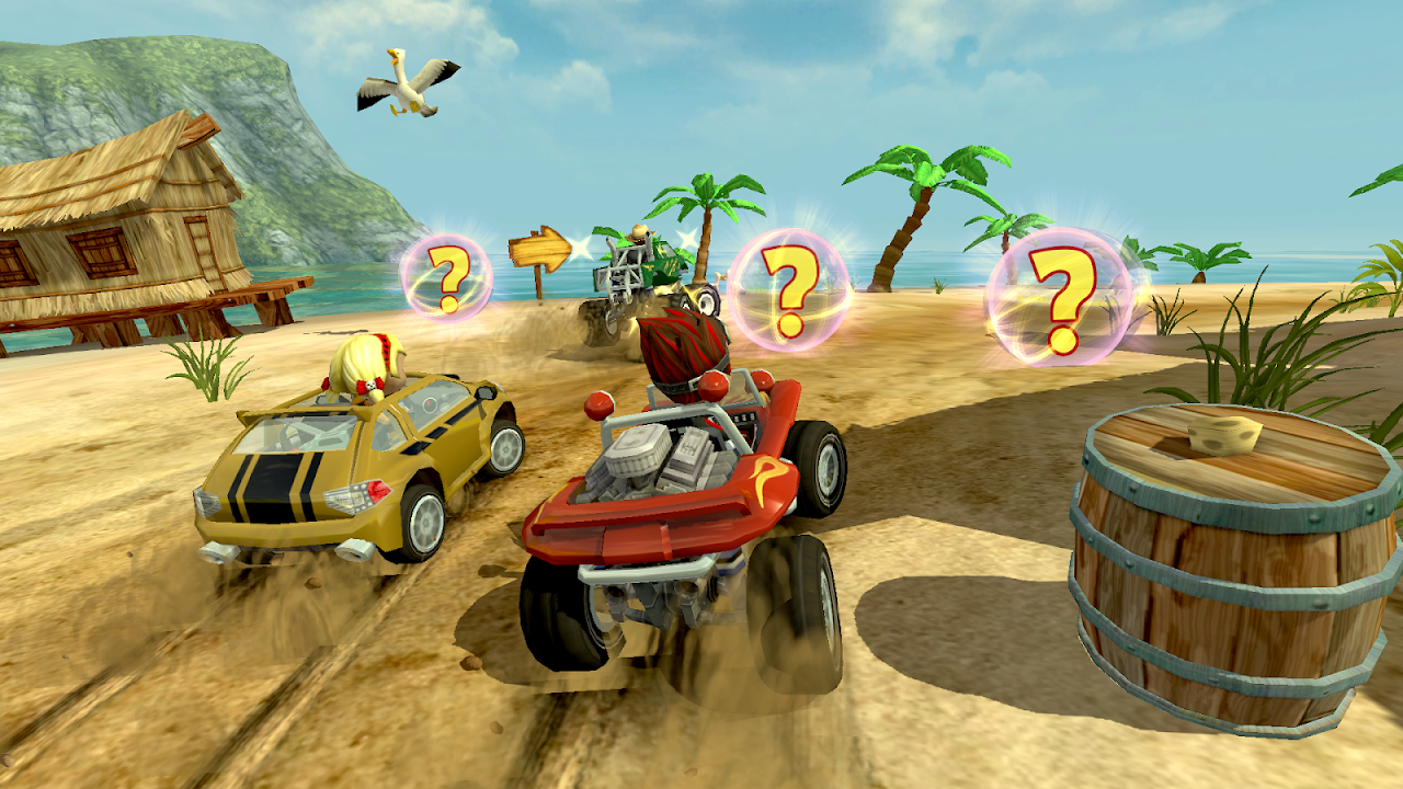 Beach Buggy Racing 1.2.20 Screen 4
