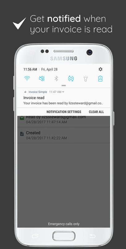 Invoice & Estimate on the Go 0.1.283 Screen 4
